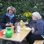 Corinna Michelsen und Telse Maria Kähler