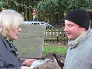 Interview mit dem Schauspieler Felix Meyer