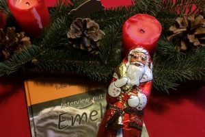 Emely und der Nikolaus
