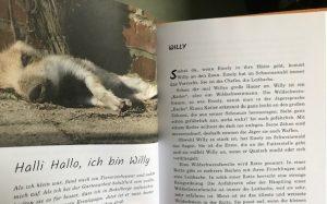 """Schulkinder lesen """"Interview mit Emely"""""""