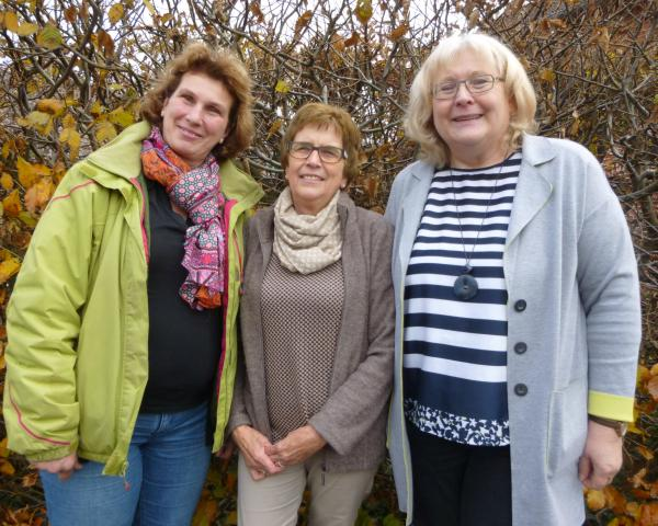 Corinna Michelsen, Anneliese Leffler, Telse Maria Kähler