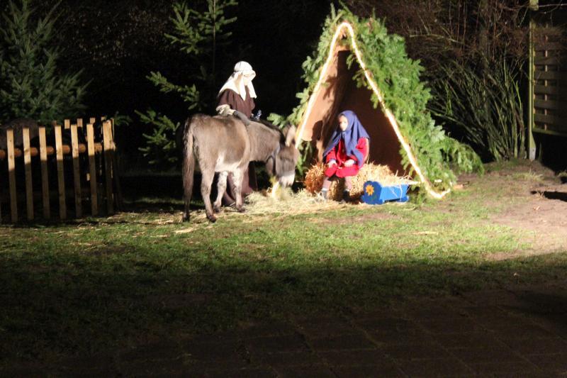 Weihnachten in Bokelberge